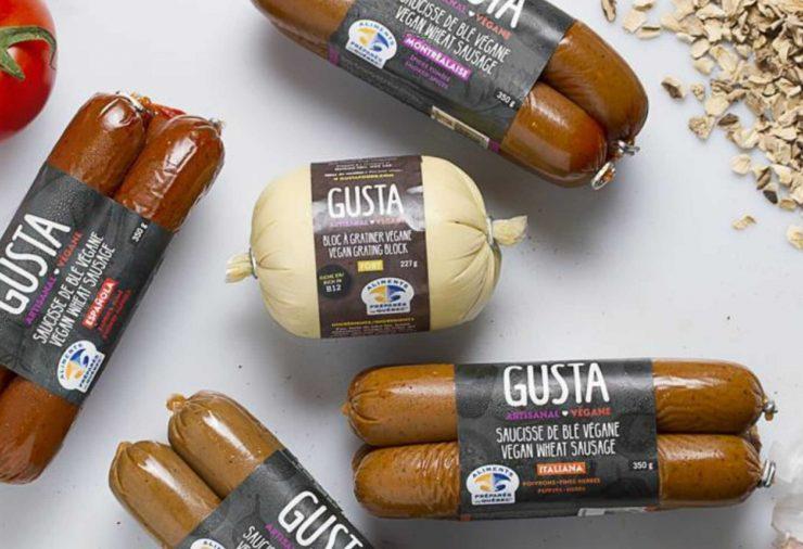 Gusta Vegan Products