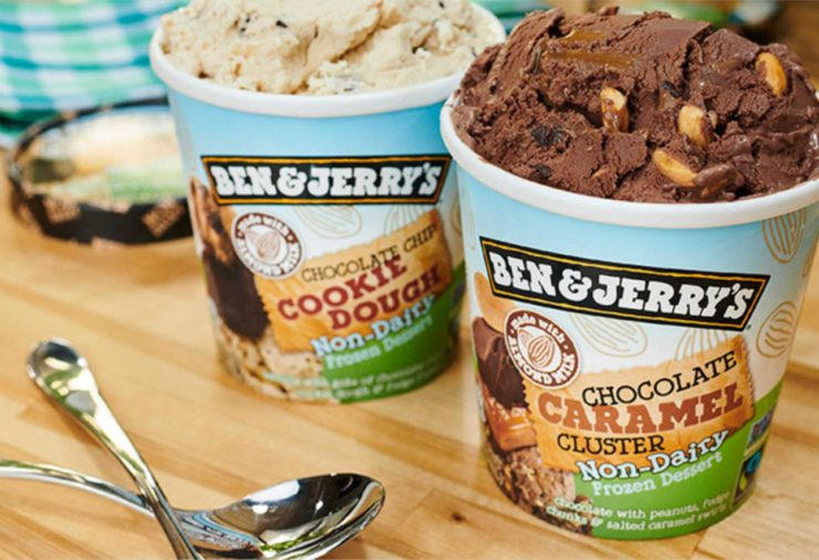"Dairy council boss claims veganism won't last as it's ""expensive and restrictive"" Dairy council boss claims veganism won't last as it's ""expensive and restrictive"" Ben and Jerrys New Vegan Flavors 740x506"