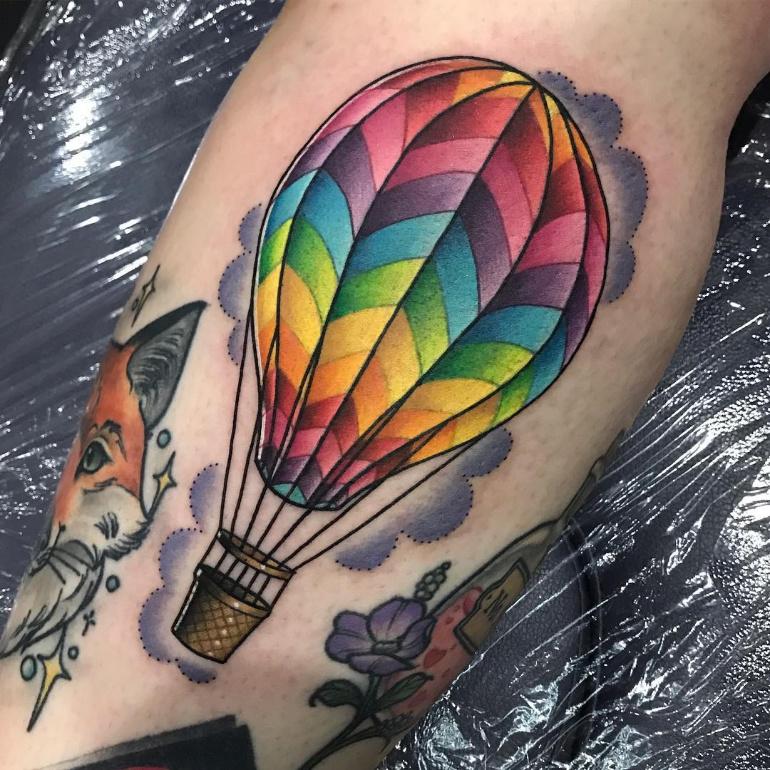 Carly V Tattoo