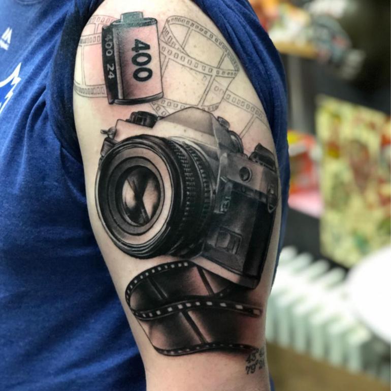 Chris Winsor Tattoo