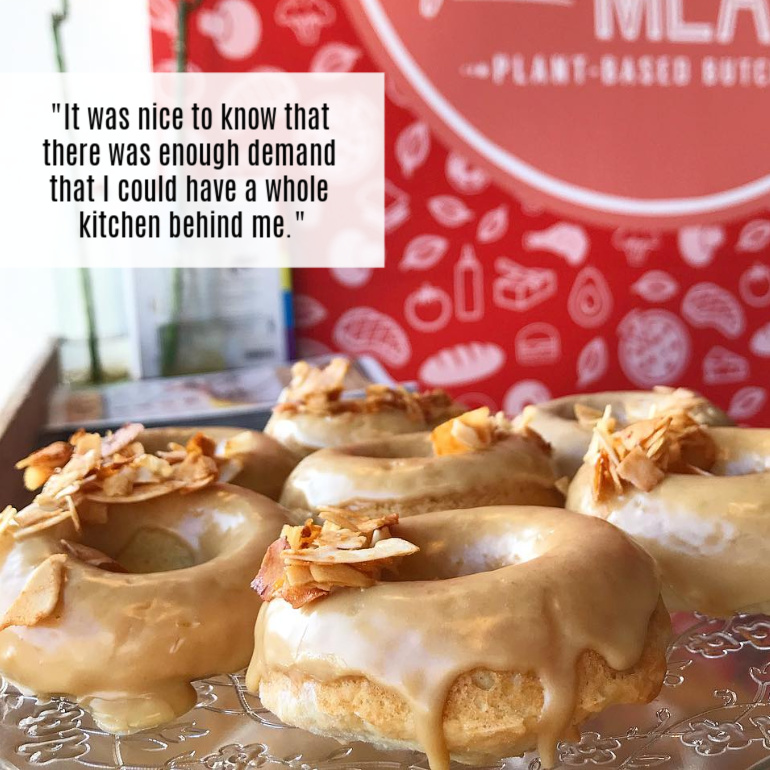 Donuts and Quote