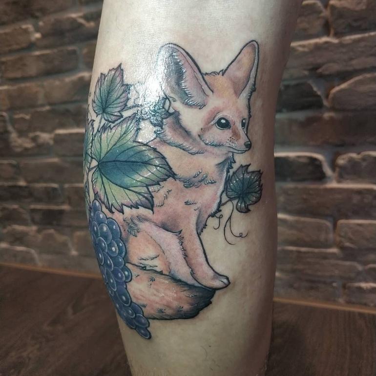 Hadar Shahar Tattoo