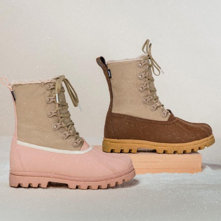 vegetarian winter boots