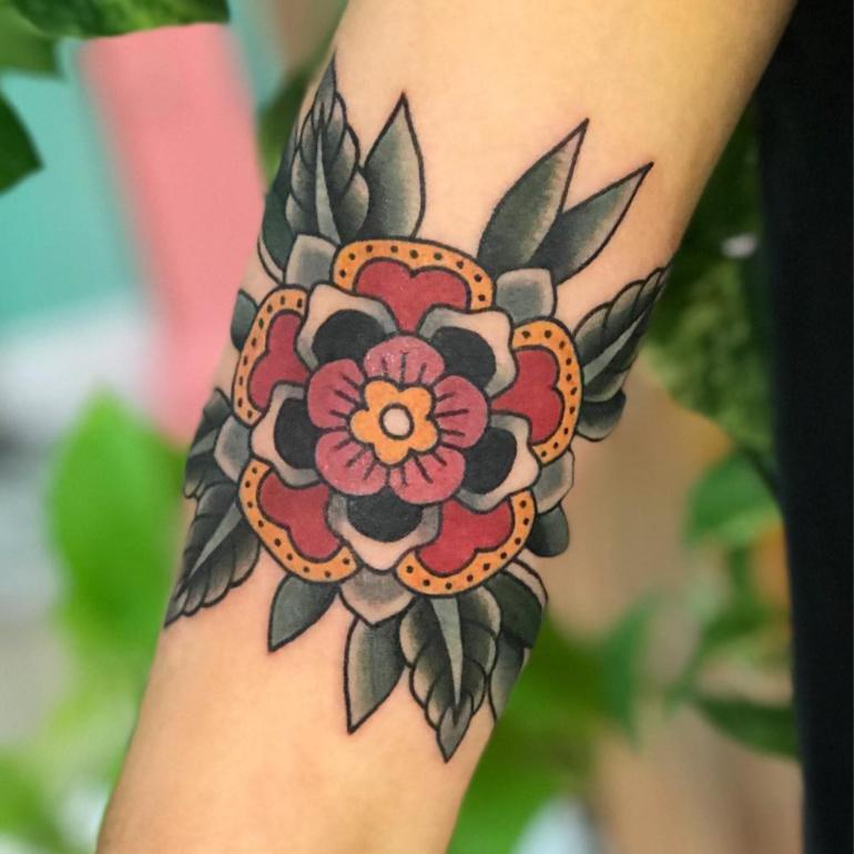 Tasha Tonks Tattoo