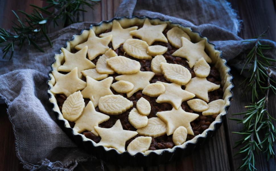 Vegan Lentil Pie