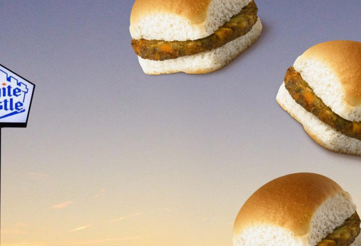 White Castle Vegan Burgers