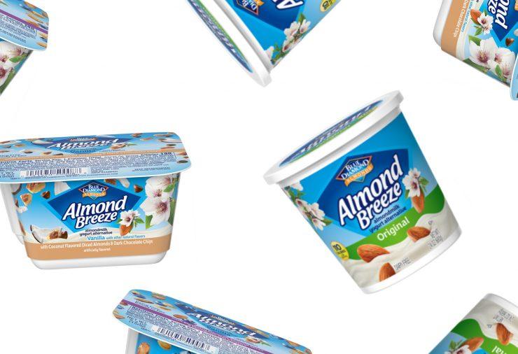 Almond Breeze Yogurts