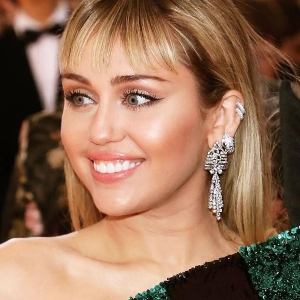 Miley at Met